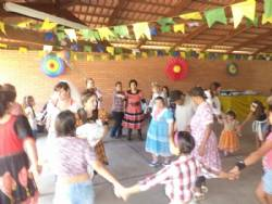 Festa Junina do CRAS